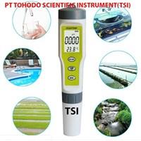 Surabaya  PH Meter-EC PH Temperature Meter EZ-9902