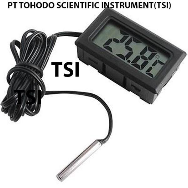 Surabaya  Termometer Digital-Mini Digital Thermometer with Probe MINIPROBE