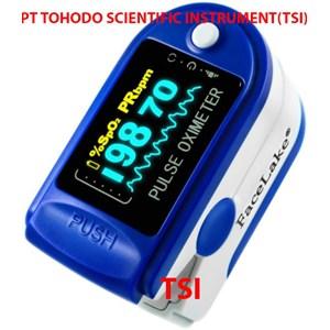 Surabaya  Oksigen Analyzer  Fingertip Pulse Oximeter CMS