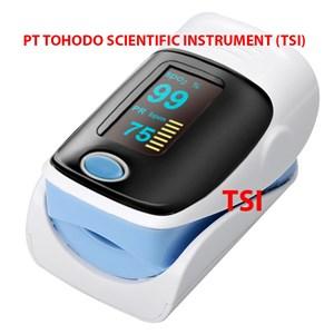 Surabaya  Oksigen Analyzer Fingertip Pulse Oximeter OLED