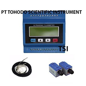 Surabaya Jual Flow Meter Ultrasonic Flow Meter TUF2000M 50-700mm