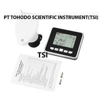 Surabaya  Water Tank Waterproofing Solution Water Tank Meter with Temperature Sensor TS-FT002