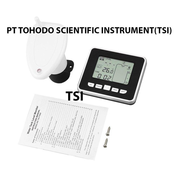 Surabaya Jual Water Tank Waterproofing Solution Water Tank Meter with Temperature Sensor TS-FT002