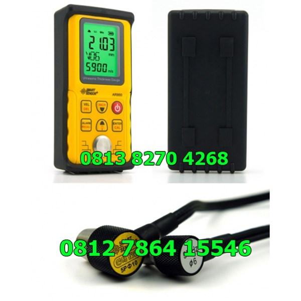 Jual Alat Ukur Ketebalan-Ultrasonic Thickness Gauge AR860