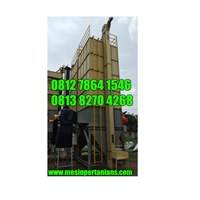 Mesin Pengering Jagung ( Vertical Dryer) Kapasitas 6.000 Kg/Batch