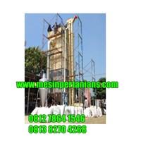 Mesin Pengering Jagung ( Vertical Dryer) Kapasitas 10.000 Kg/Batch