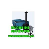 Mesin Box Dryer - Mesin Pengering Jagung Kap. 750 Kg/Proses Tanpa Pengaduk