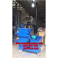Mesin Incinerator Kapasitas 5kg/batch