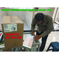 Distributor Portable Gravity Fed Eyewash 7501 3
