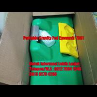 Portable Gravity Fed Eyewash 7501 Murah 5