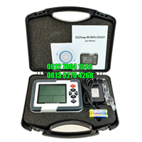 Alat Uji Gas Analyzers CO2 Carbon Dioxide Monitor - Monitor Gas Karbon Dioksida HT2000