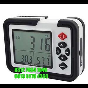 Alat Uji Gas Analyzers CO2 Carbon Dioxide Monitor - Monitor Gas Karbon Dioksida HT2000