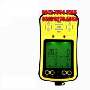 Alat Uji Multi Gas Detektor Monitor AS8900 4 in 1 Detektor Gas