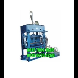 Dari Mesin Cetak Batako / Mesin Paving Hidrolik Manual (Mesin Press Batako dan Paving Block Hidrolik Manual) 0