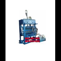 Mesin Cetak Bata Merah Semi Otomatis Hidrolik (Mesin Press Bata Merah  atau  Batako Semi Otomatis Hidrolik)