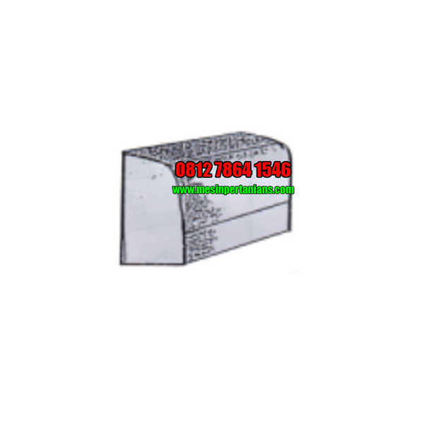 Cetakan Kanstin Beton Manual KMU3