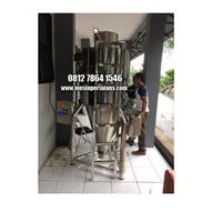 Spray Dryer Capacity 10 liters  Per hour