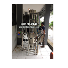 Spray Dryer Kapasitas   10 liter Per jam