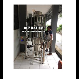 Dari Spray Dryer Kapasitas   10 liter Per jam 0