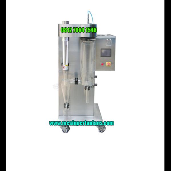 Mesin Spray DryerLab Skala 1 koma 5 sampai 2 L per  jam