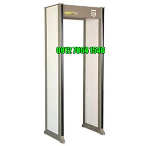 From Garrett PD 6500i Enhanced Pinpoint Walk-Through Metal Detector Gate 3