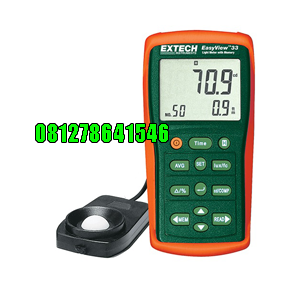 Light Meter with Memory Extech EA33