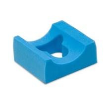 Mercury Medical Disposable Head Cradle Foam Adult