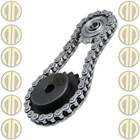 Roller chain Tsubaki 2