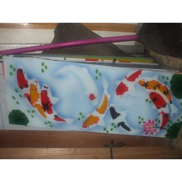 Kaca Grafir Warna