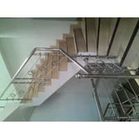 Stair Railing Stainless