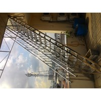 Stainless Ladder