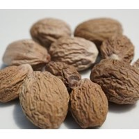 Biji Pala Whole Nutmeg Ss Sound Shriveled