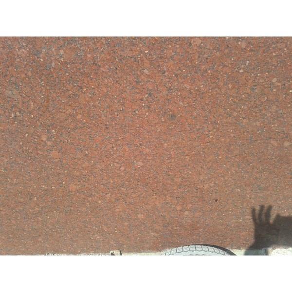 Batu Granit Merah Imperial Red