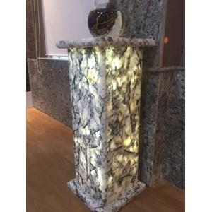 Dari Granit White Exotica 2