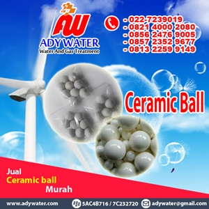 Ceramic Ball Ady Water