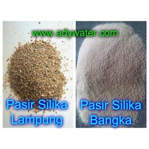 Pasir Silika Tangerang - Ady Water