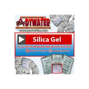 Silica Gel Madiun - Ady Water