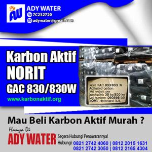 Distributor Karbon Aktif Surabaya - Ady Water