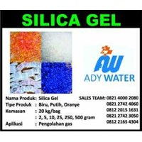Silica Gel Medan - Ady Water 1