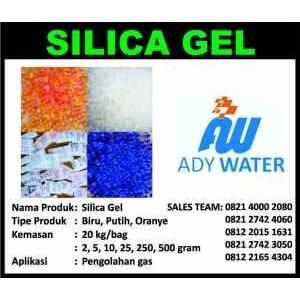 Silica Gel Medan - Ady Water