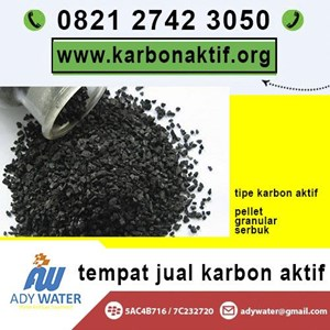Karbon Aktif Murah Surabaya - Ady Water
