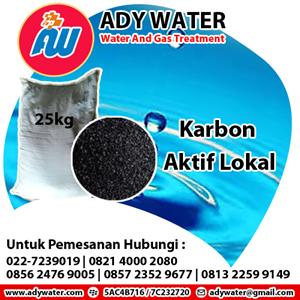 Supplier Karbon Aktif Di Jakarta - Ady Water