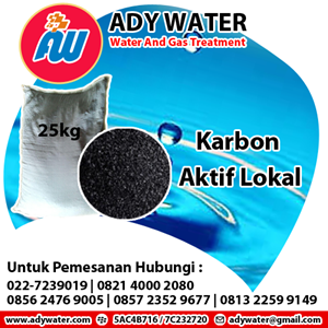 Carbon Haycarb - Ady Water