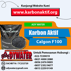 Harga Karbon Calgon - Ady Water