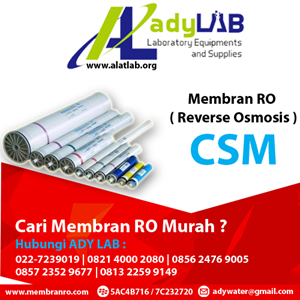 Ro Membrane Indonesia - Ady Water