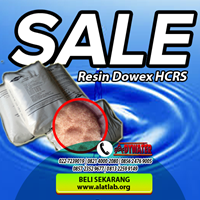 Harga Resin Dowex - Ady Water 1