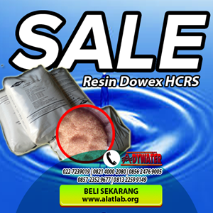 Harga Resin Dowex - Ady Water
