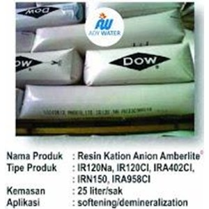 Resin Dowex Indonesia -  Ady Water