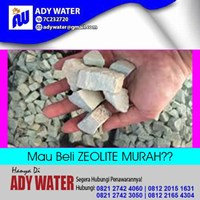 Batu Zeolit Jakarta - Ady Water 1