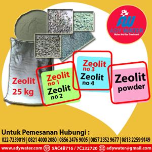 Zeolit Alam Di Indonesia - Ady Water